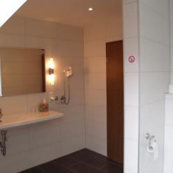 Hotelsuite / Regendusche Hotel Brehm