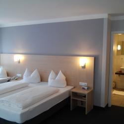 Dreibettzimmer Hotel Brehm